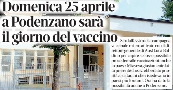 11665vaccinazionipodenzano